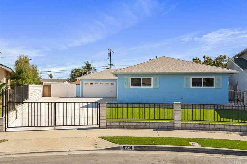 6214 Fremont Way, Buena Park, CA, 90620,
