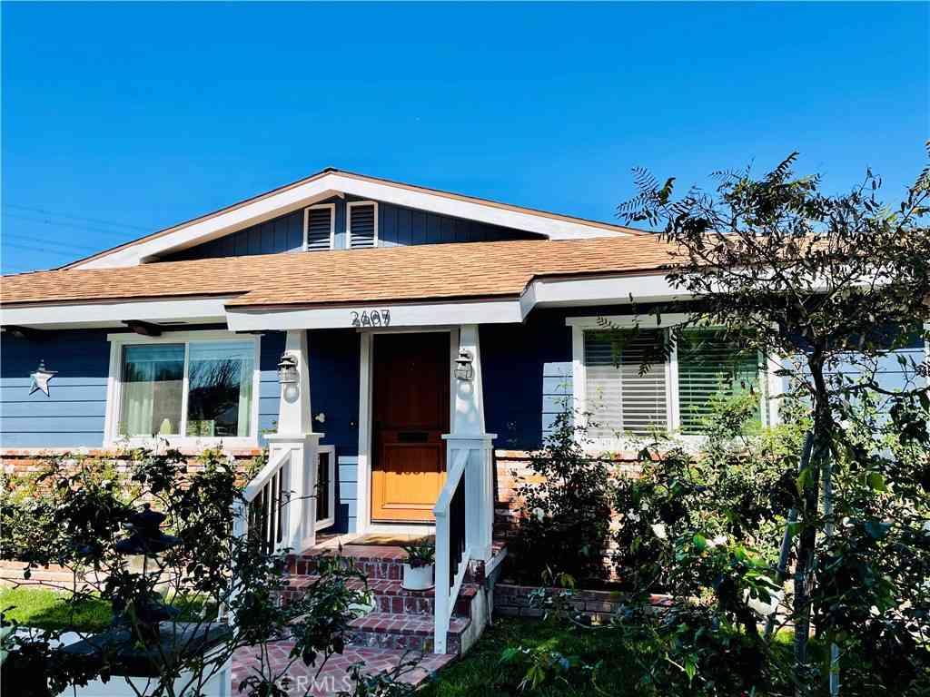 2607 Beland Boulevard, Redondo Beach, CA, 90278,
