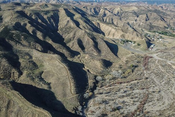 0 WEST OF San Francisquito Canyon Rd