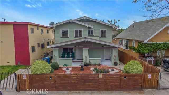 1384 West 38th Street, Los Angeles, CA, 90062,