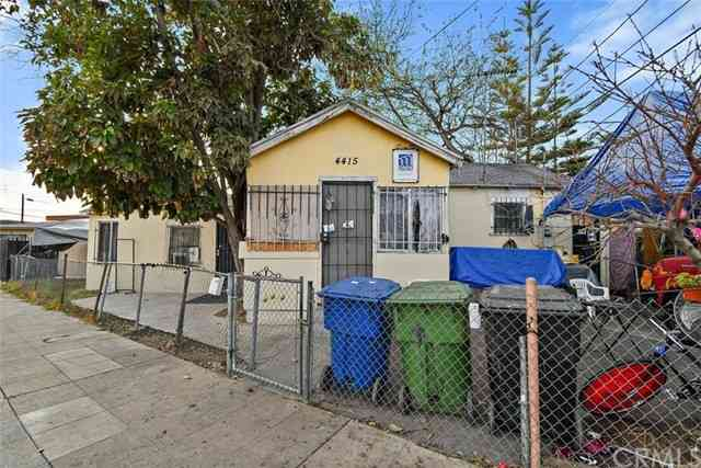 4415 San Pedro Place, Los Angeles, CA, 90011,