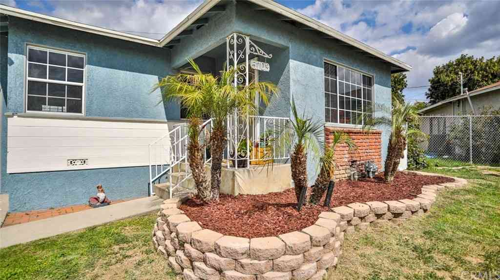 5703 Danby Avenue, Whittier, CA, 90606,