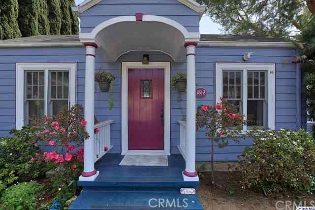 1812 Las Flores Drive, Los Angeles, CA, 90041,