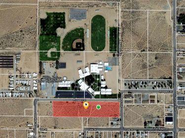0 SECTION 31, TOWNSHIP 11, RANGE 7, QUARTER SE, Boron, CA, 93516,