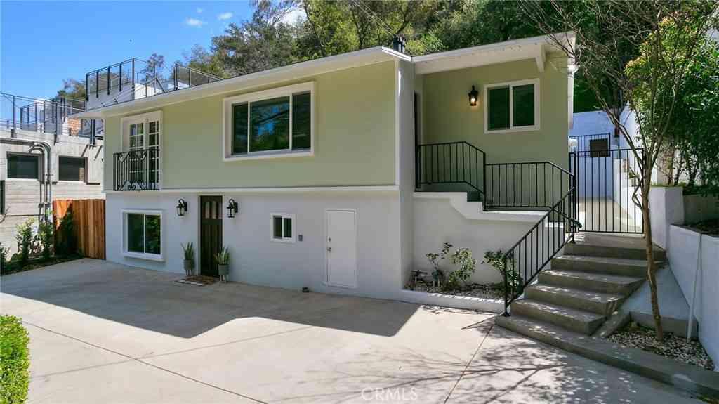 8876 Wonderland Avenue, Los Angeles, CA, 90046,