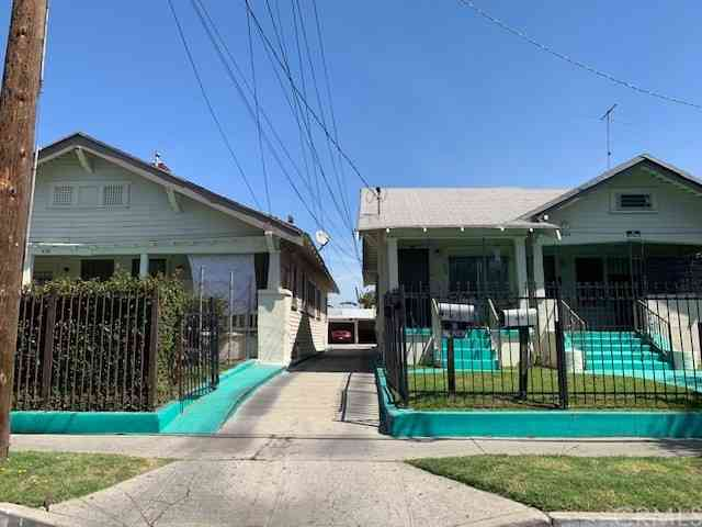 437 West 54th Street, Los Angeles, CA, 90037,