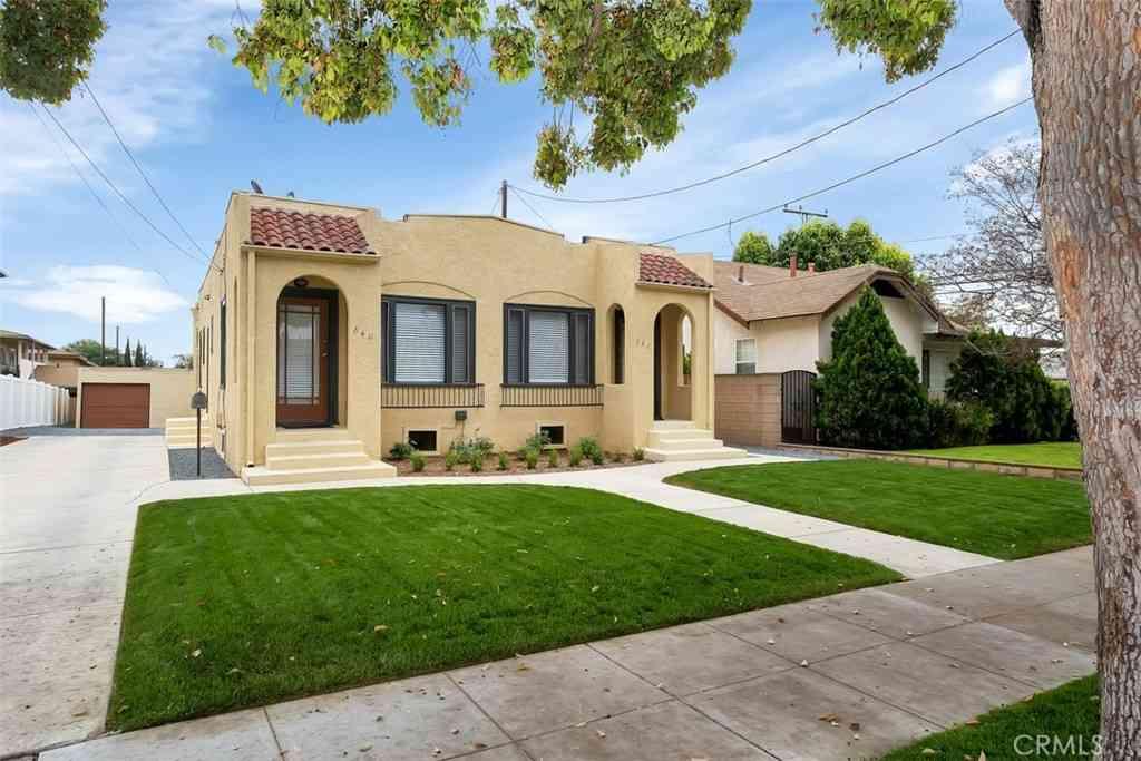 840 S Chapel Avenue, Alhambra, CA, 91801,