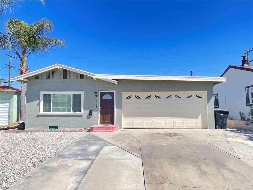6063 Mckinley Avenue, South Gate, CA, 90280,