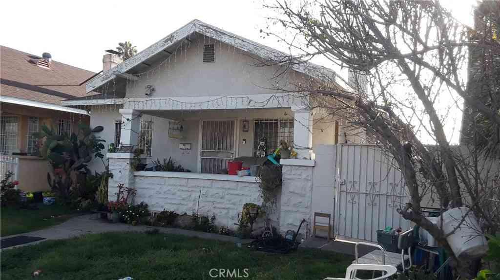 3476 2nd Avenue, Los Angeles, CA, 90018,