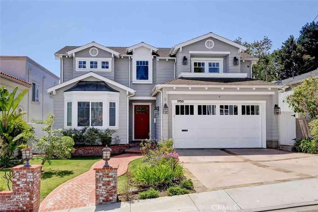 1750 Ruhland Avenue, Manhattan Beach, CA, 90266,