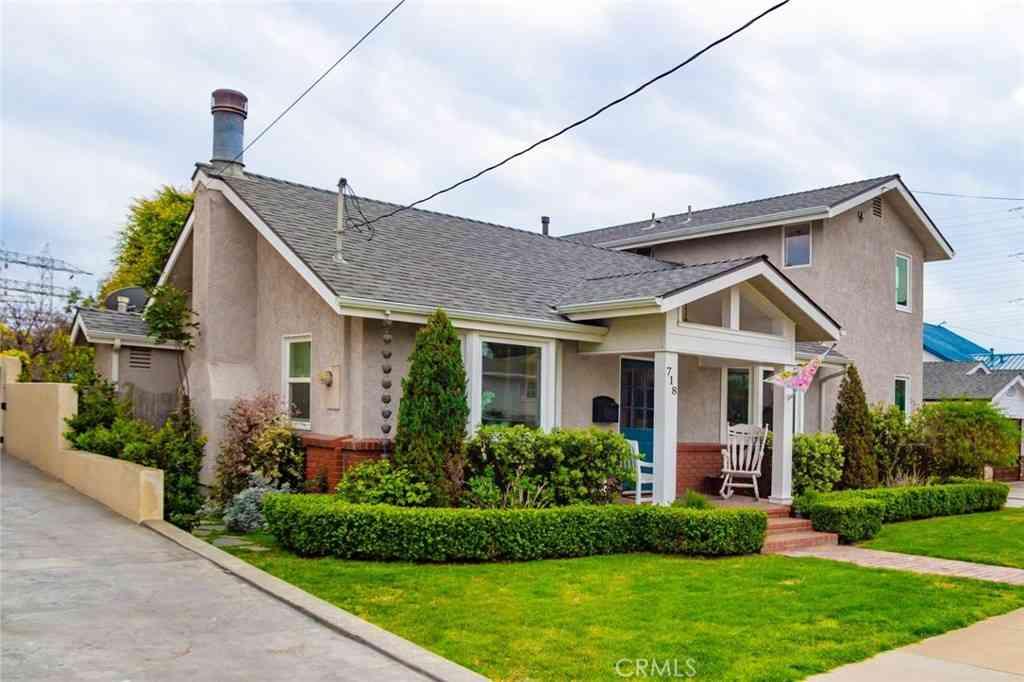 718 W Pine Avenue, El Segundo, CA, 90245,