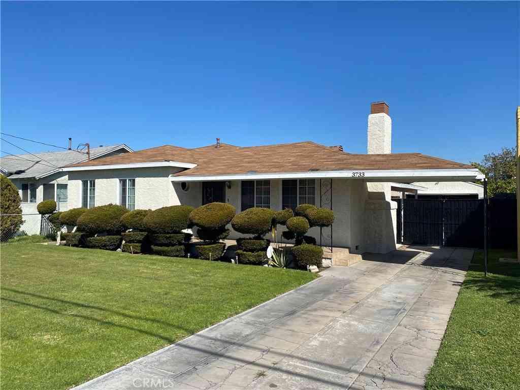 3733 Cudahy Street, Huntington Park, CA, 90255,