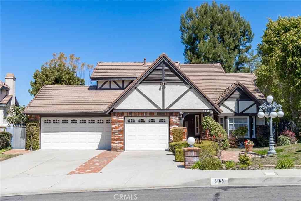 5165 E Fairfield Street, Anaheim Hills, CA, 92807,
