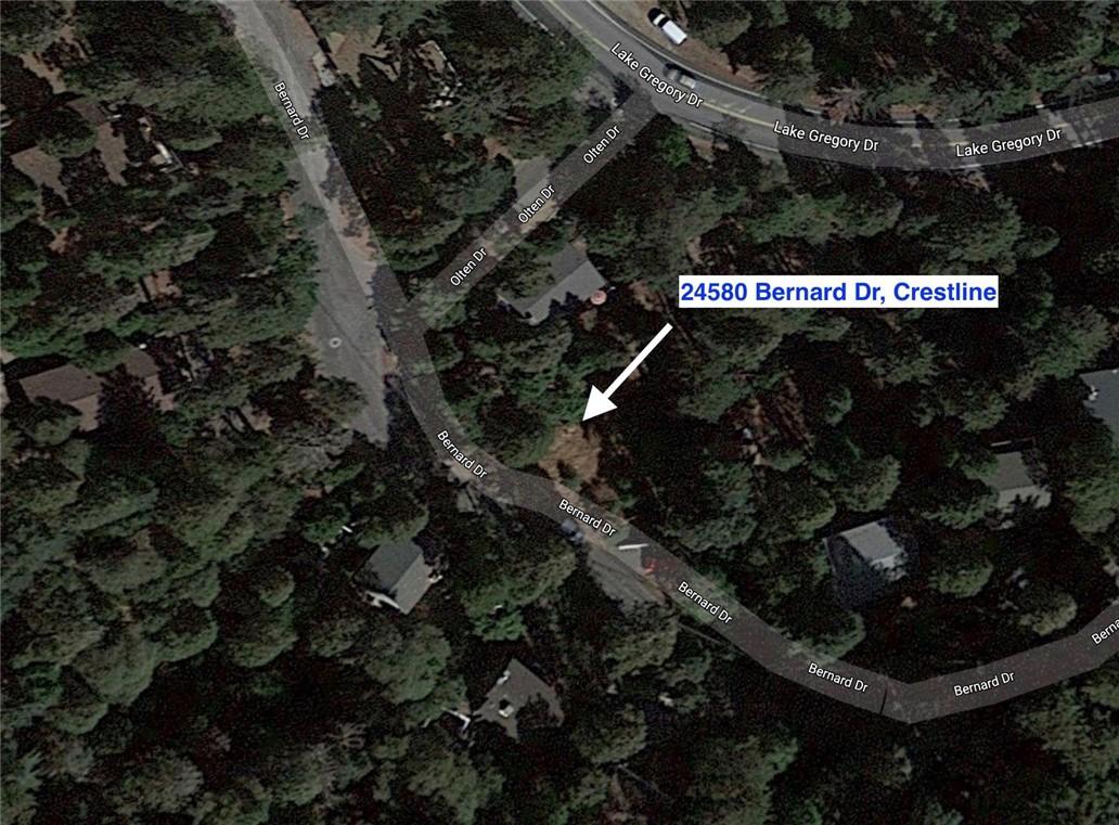 24580 Bernard Drive, Crestline, CA, 92325,
