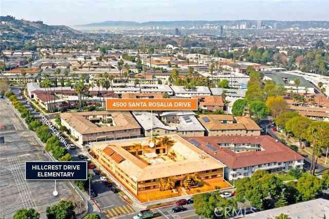 4500 Santa Rosalia Drive, Los Angeles, CA, 90008,