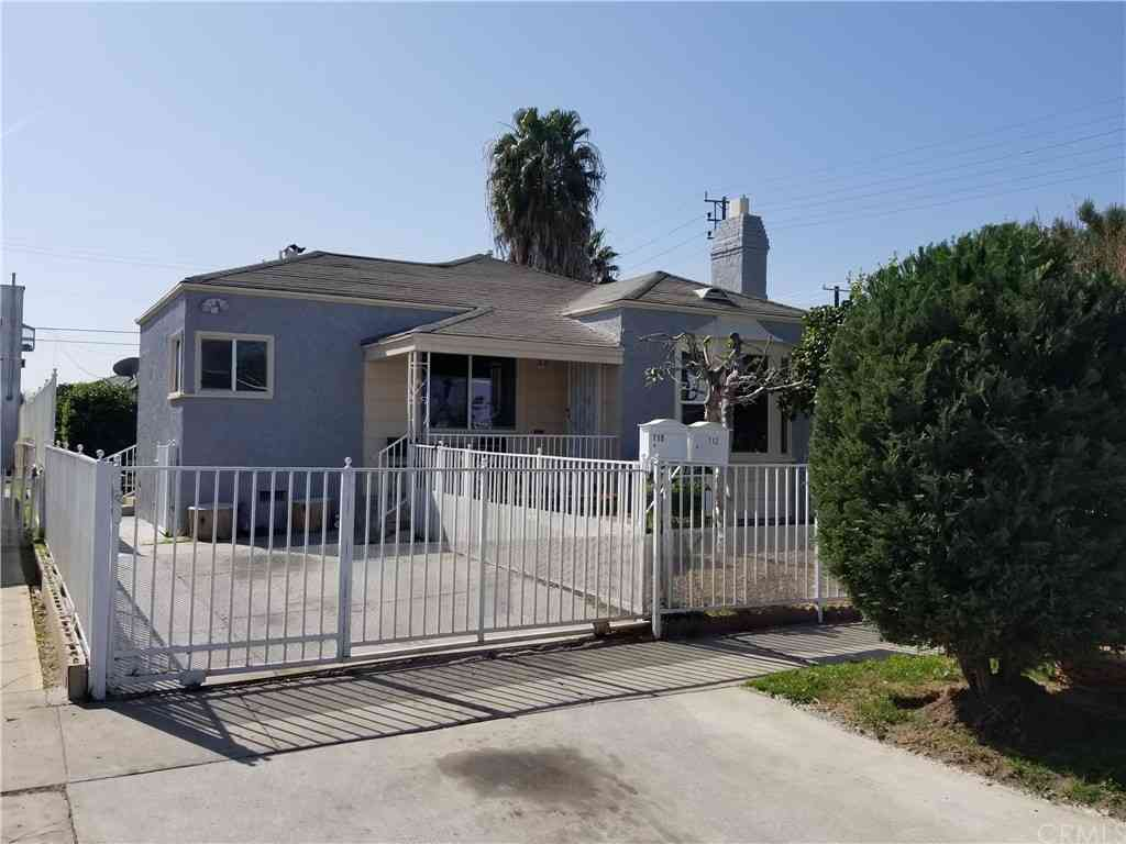 710 E 81st Street, Los Angeles, CA, 90001,