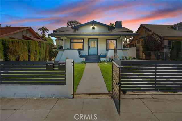 4924 Cimarron Street, Los Angeles, CA, 90062,