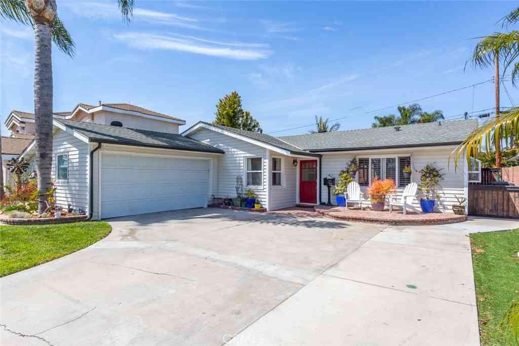 5081 Linda Circle, Huntington Beach, CA, 92649,