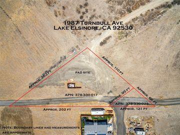 1987 Turnbull Ave, Lake Elsinore, CA, 92530,