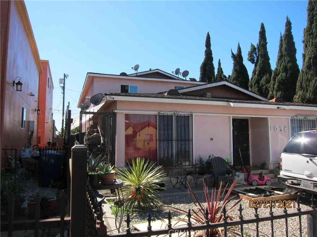 1036 E 24th Street, Los Angeles, CA, 90011,