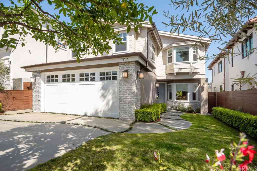 1724 Walnut Avenue, Manhattan Beach, CA, 90266,