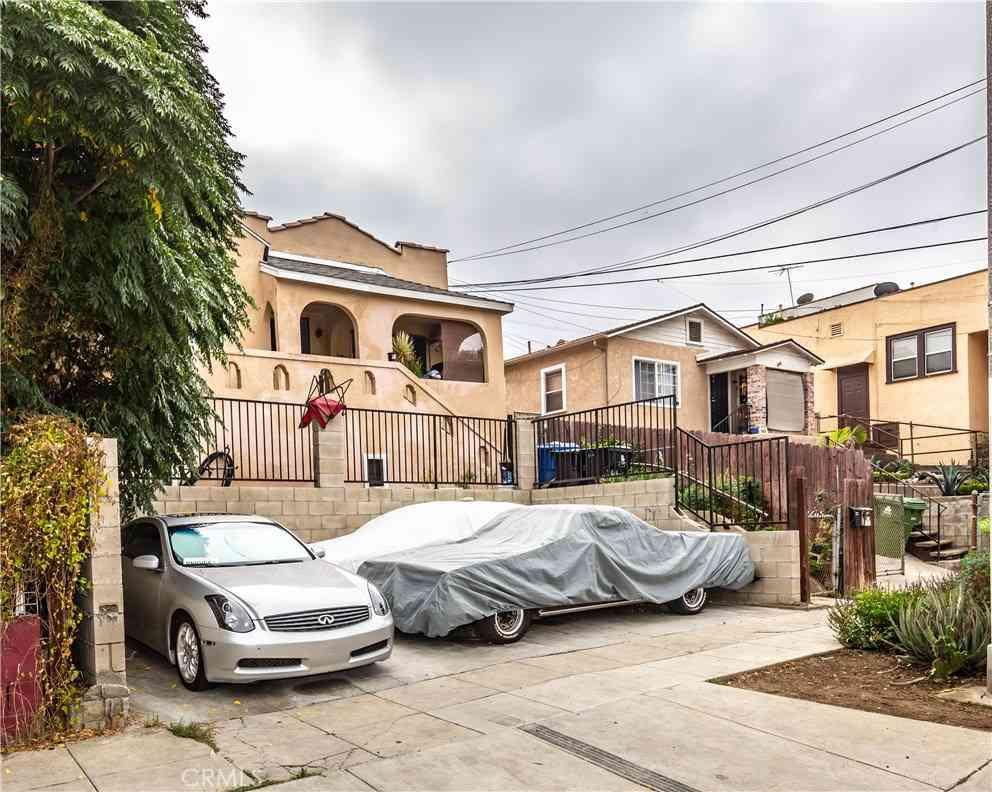 1126 N Evergreen Avenue, Los Angeles, CA, 90033,