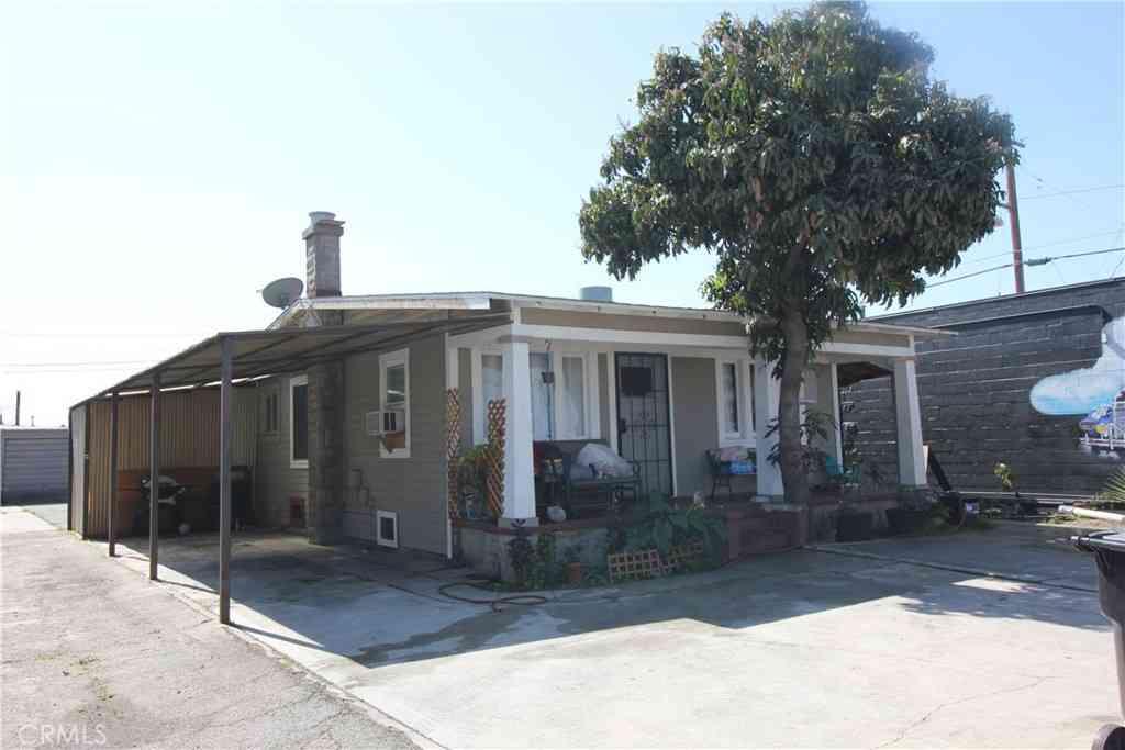 1706 E 41st Place, Los Angeles, CA, 90058,