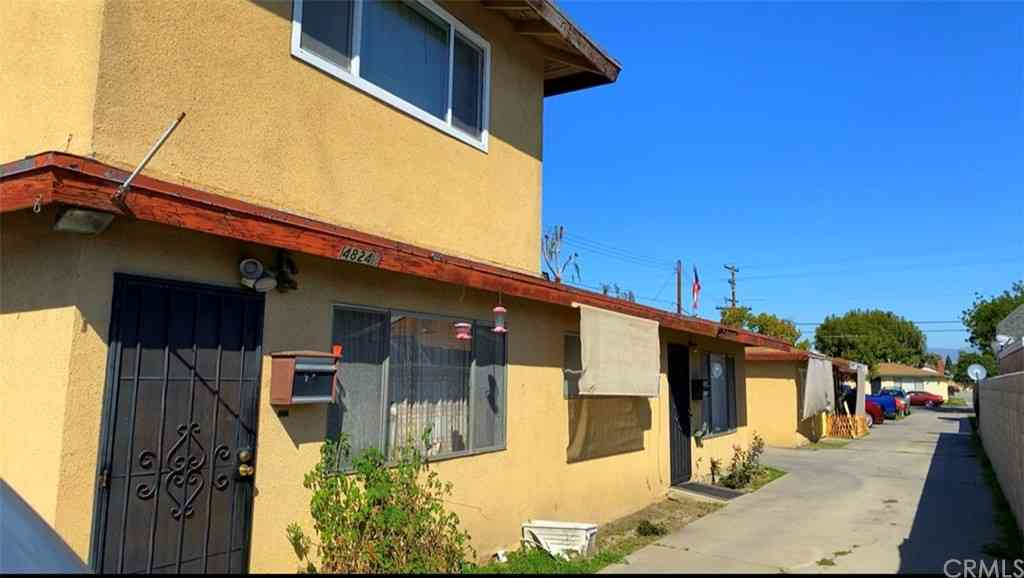 4822 Live Oak Street, Cudahy, CA, 90201,