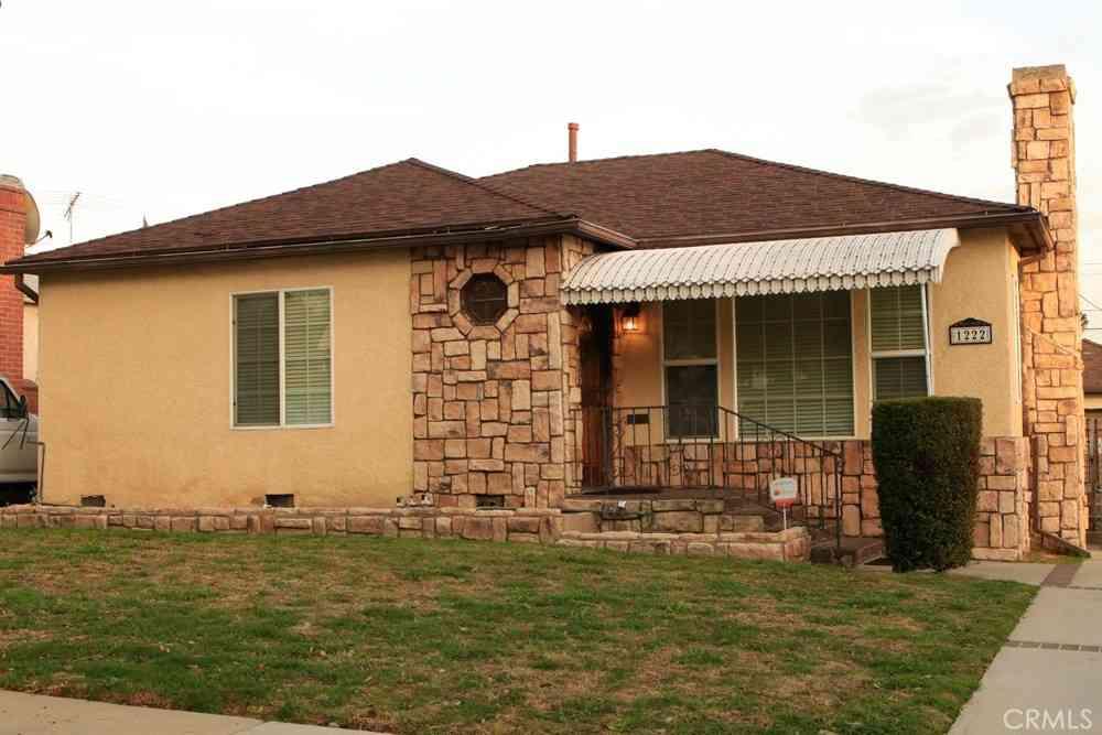 1222 Spazier Avenue, Glendale, CA, 91201,