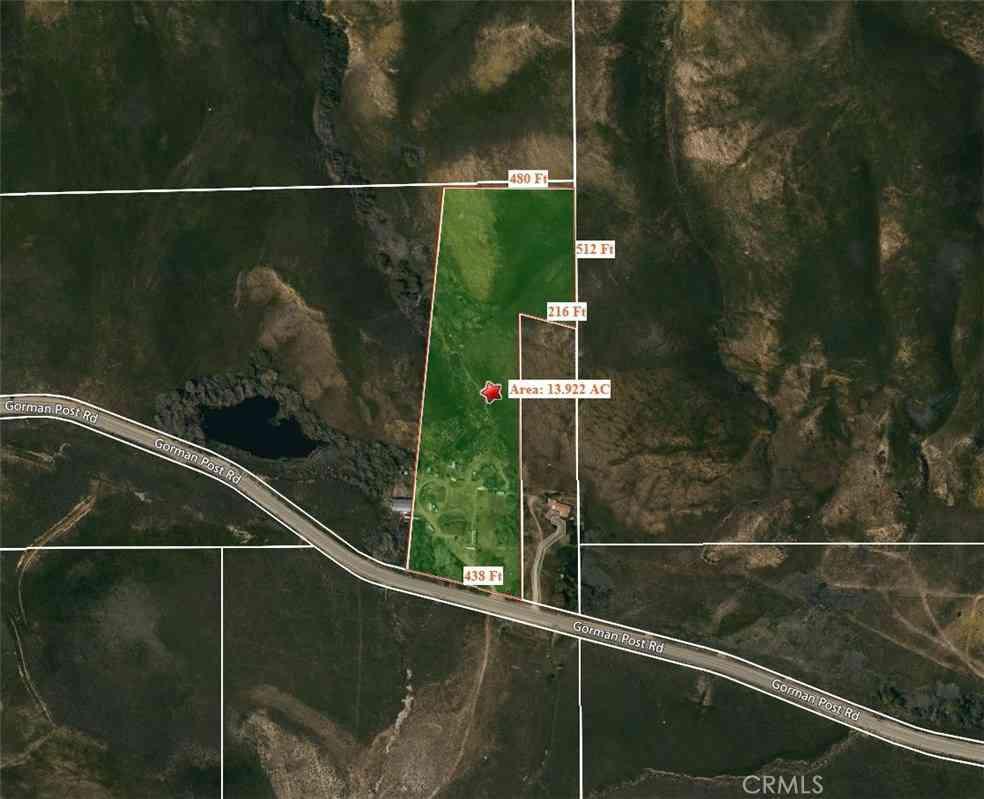 38101 Gorman Post Road, Gorman, CA, 93243,
