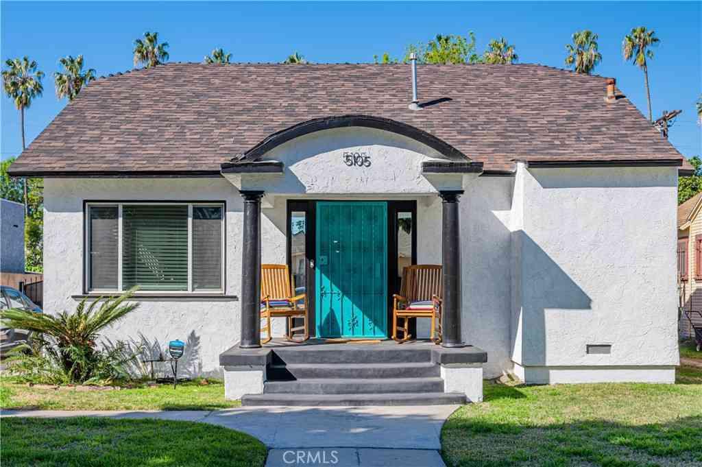 5105 7th Avenue, Los Angeles, CA, 90043,