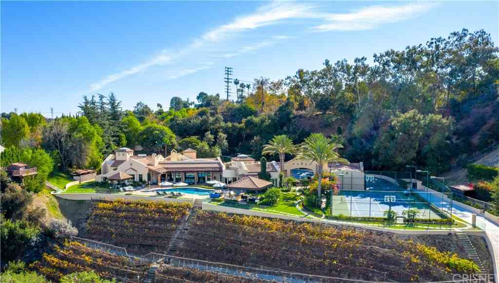 16405 Mulholland Drive, Los Angeles, CA, 90049,
