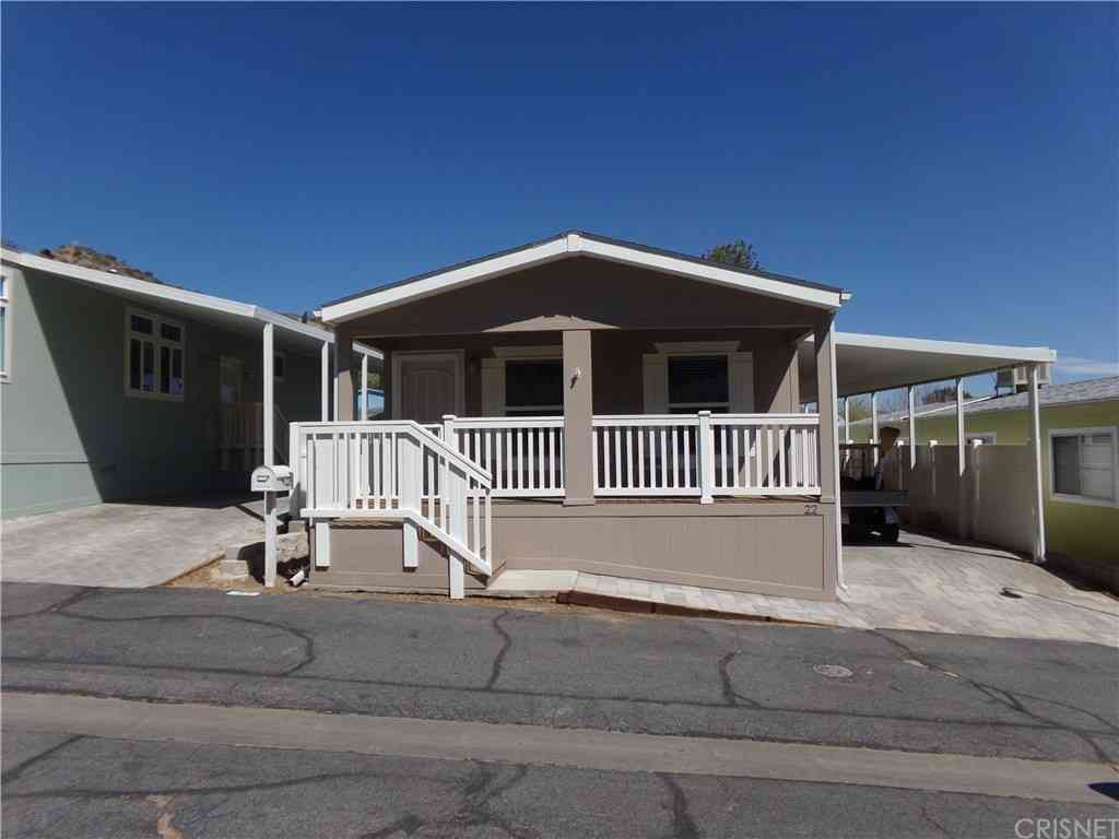 30000 HASLEY CANYON ROAD #22, Castaic, CA, 91384,