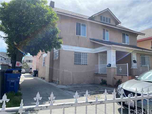 602 West 40th Place, Los Angeles, CA, 90037,