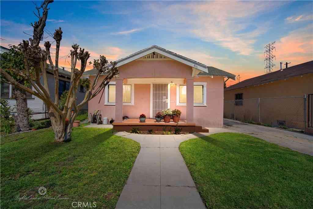 811 W 99th St, Los Angeles, CA, 90044,