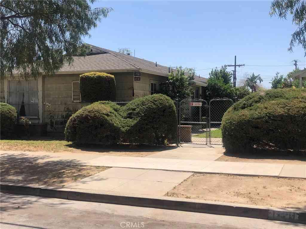 1714 2nd Street, San Fernando, CA, 91340,
