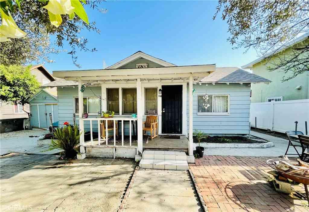 168 E Mountain Street, Pasadena, CA, 91103,