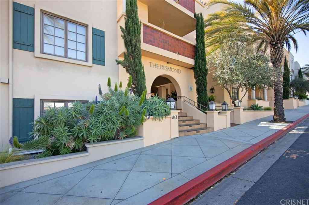 851 N San Vicente Boulevard #302, West Hollywood, CA, 90069,
