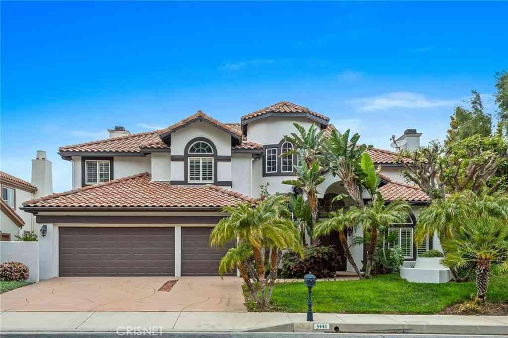 3441 CORDOVA Drive, Calabasas, CA, 91302,