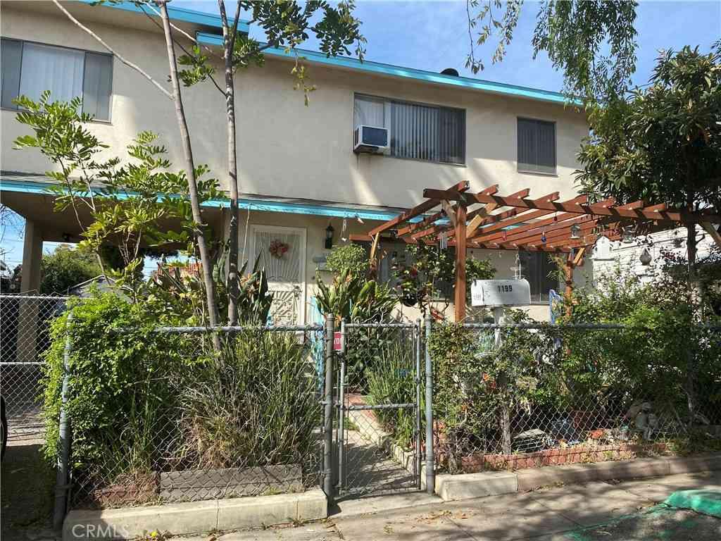 1197 N Normandie Avenue, Hollywood, CA, 90029,