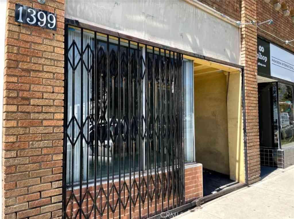 1399 N Lake Avenue, Pasadena, CA, 91104,