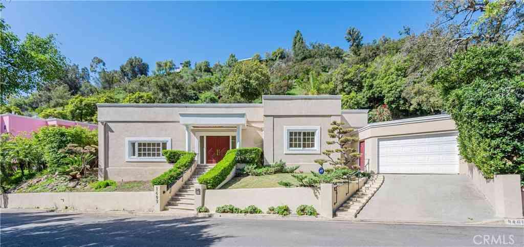 1409 San Ysidro Drive, Beverly Hills, CA, 90210,