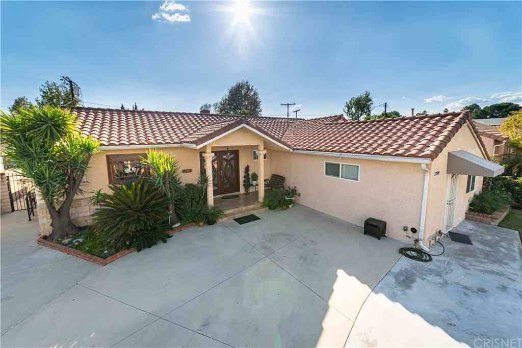 12802 Albers Street, Valley Village, CA, 91607,