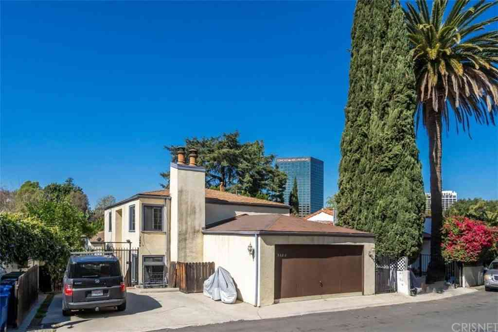 3676 Fredonia Drive, Los Angeles, CA, 90068,