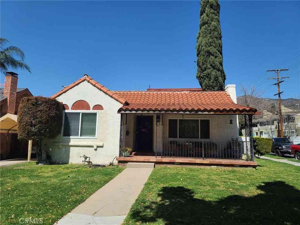 701 Palm Drive, Glendale, CA, 91202,