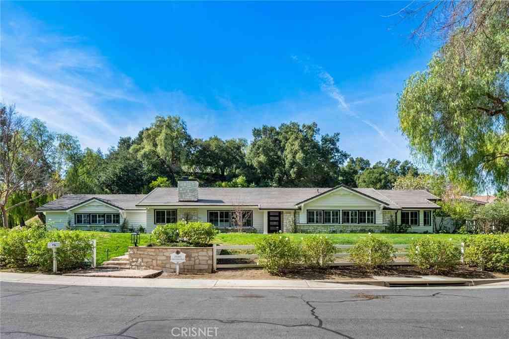 24563 JOHN COLTER Road, Hidden Hills, CA, 91302,
