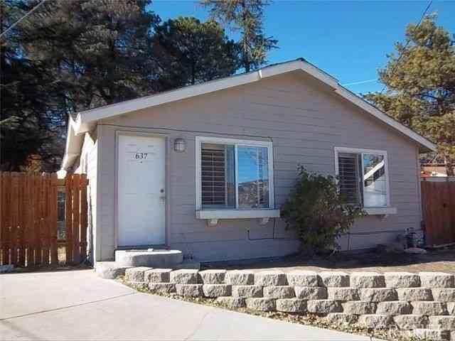 637 Santa Cruz, Frazier Park, CA, 93225,