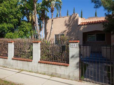 5802 Colfax Avenue, North Hollywood, CA, 91601,