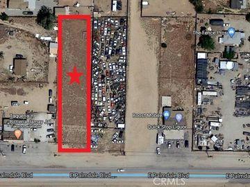 8703 E Vac/Palmdale Bl Pav /Vic 87th Street, Sun Village, CA, 93543,