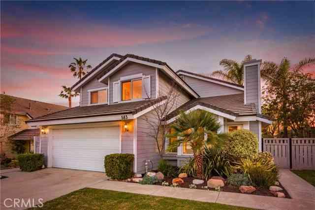 583 Aspen Ridge Court, Oak Park, CA, 91377,